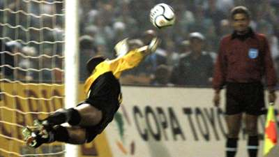 Óscar Córdoba - Boca Juniors
