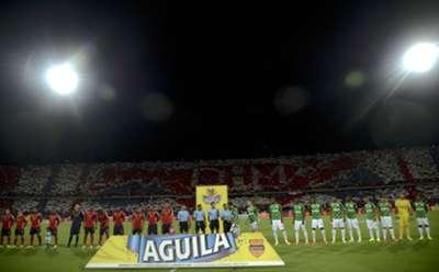Medellín vs Cali Final Liga Águila 2015-I