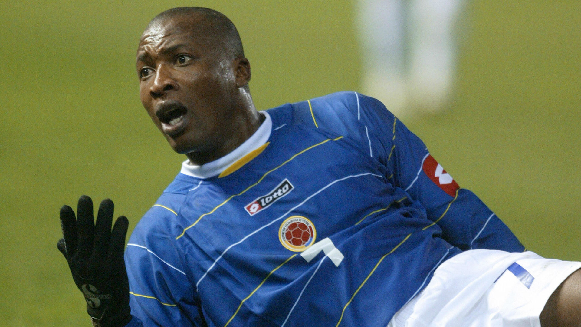 Former Real Madrid forward Congo arrested in cocaine bust
