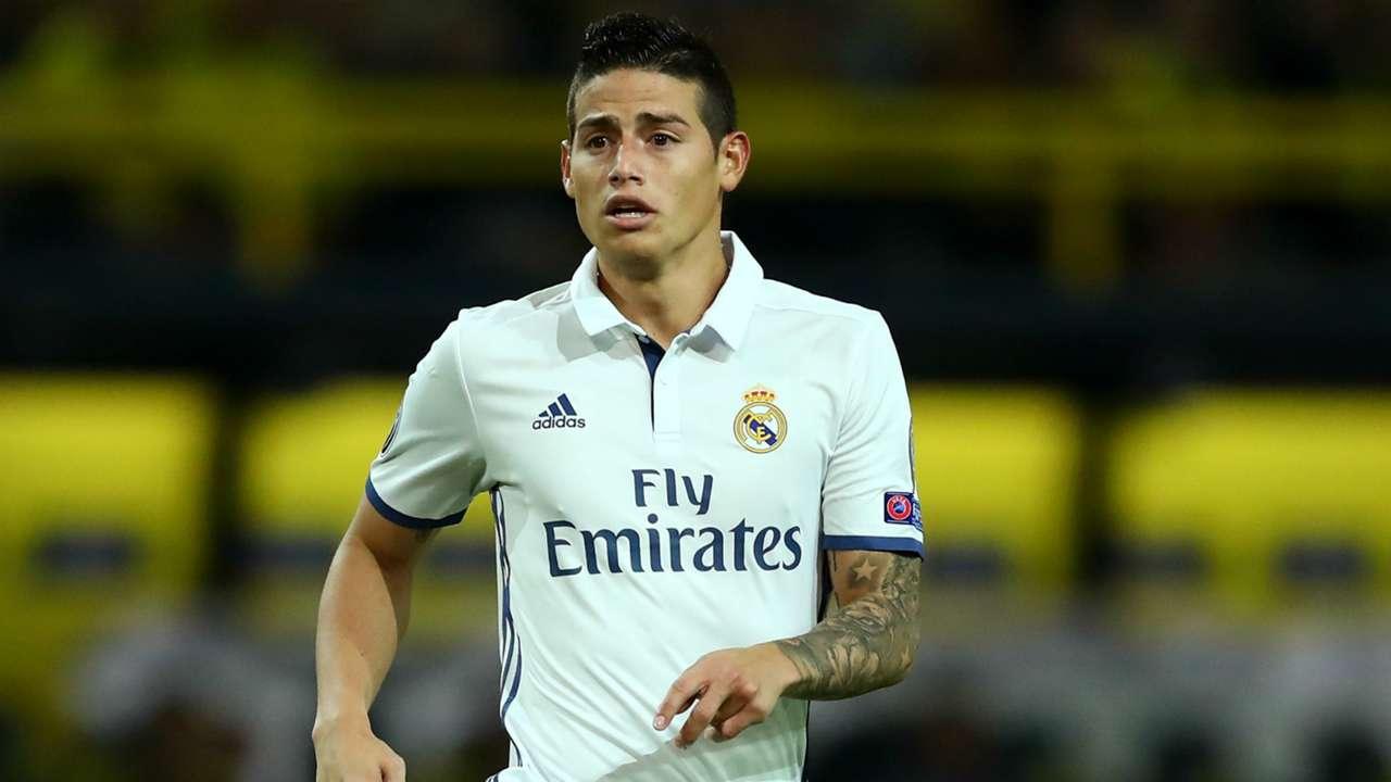 James Rodríguez - Real Madrid 2016-2017 -