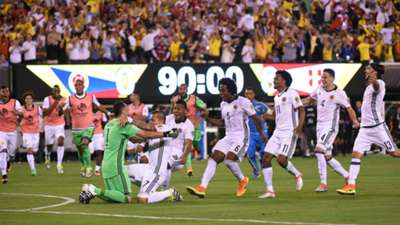 DAvid Ospina Colombia vs Perú Copa Amérca 2016