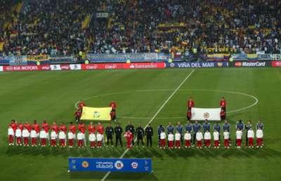 Colombia vs Argentina (Galería)