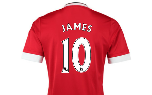 wholesale dealer 964d2 ebbb2 Man Utd, Juventus & the clubs that could sign James ...