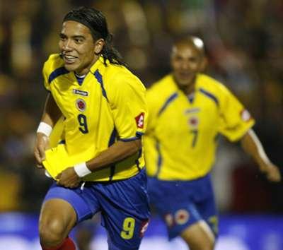 Colombia vs Argentina 2007 Galería