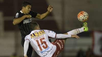 Huracán vs Atlético Nacional Copa Libertadores 26042016