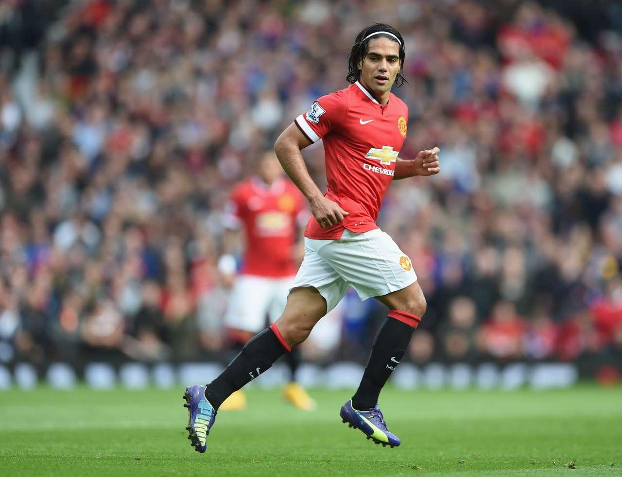 Radamel Falcao García - Manchester United