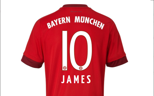 wholesale dealer bc48e 31775 Man Utd, Juventus & the clubs that could sign James ...