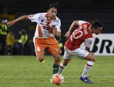 GALERÍA: Independiente Santa Fe vs Cobresal Copa Libertadres 2016