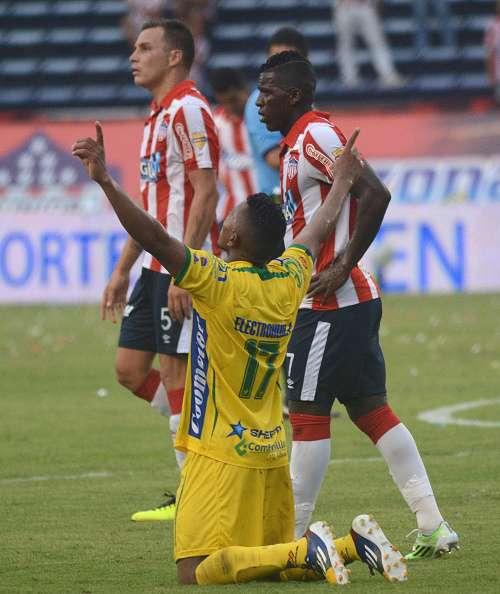 Atlético Junior vs Atlético Huila