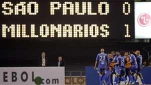 Millonarios Sao Paulo 2007