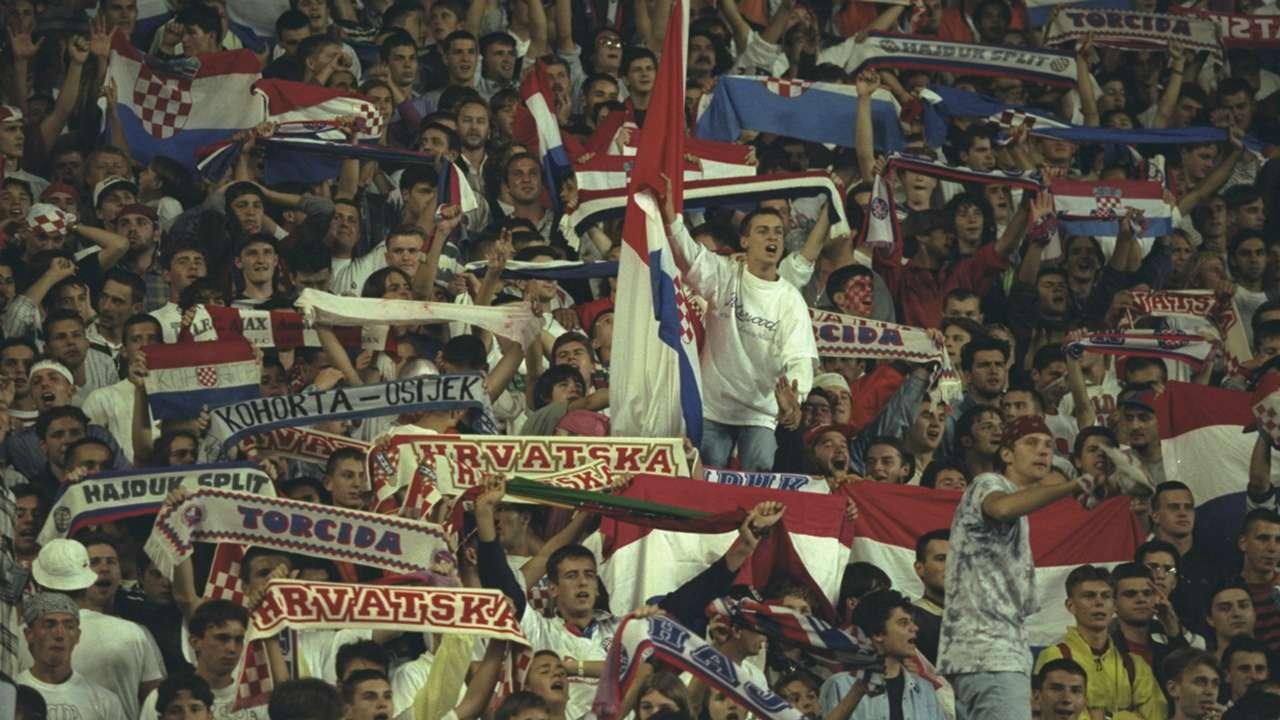 Croatia Italy 08101995