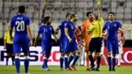 buffon - croatia italy - euro 2016 qualifiers - 12062015