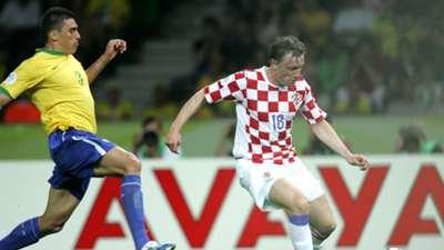 Ivica Olić vs Brazil