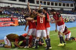 egypt vs cameroon caf 2017 - 5-2-2017