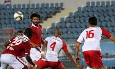 Hossam Ghaly - Al Ahly - Petrojet