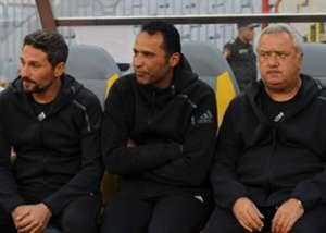 Moamen Soliman- smouha coach