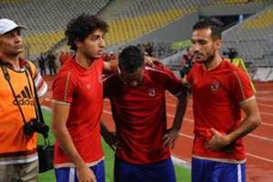 Zamalek- Ahly- final of cup 8-8-2016