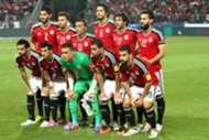 Egyptian national team - 13-11-2016