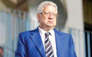Murtada Mansour - Zamalek