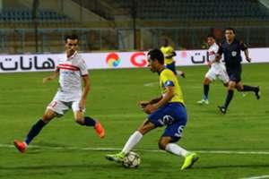 Mahmoud Abdel Atti Donga - zamalek - ismaily - 22-11-2016