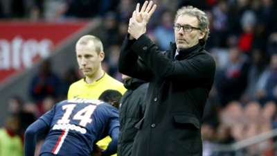 Laurent Blanc Paris SG Caen Ligue 1 14022015