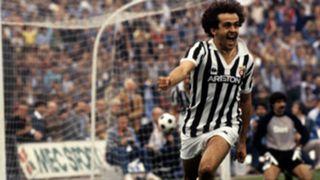 Michel Platini Juventus