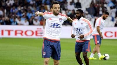 Mathieu Valbuena Marseille Lyon Ligue 1 20092015