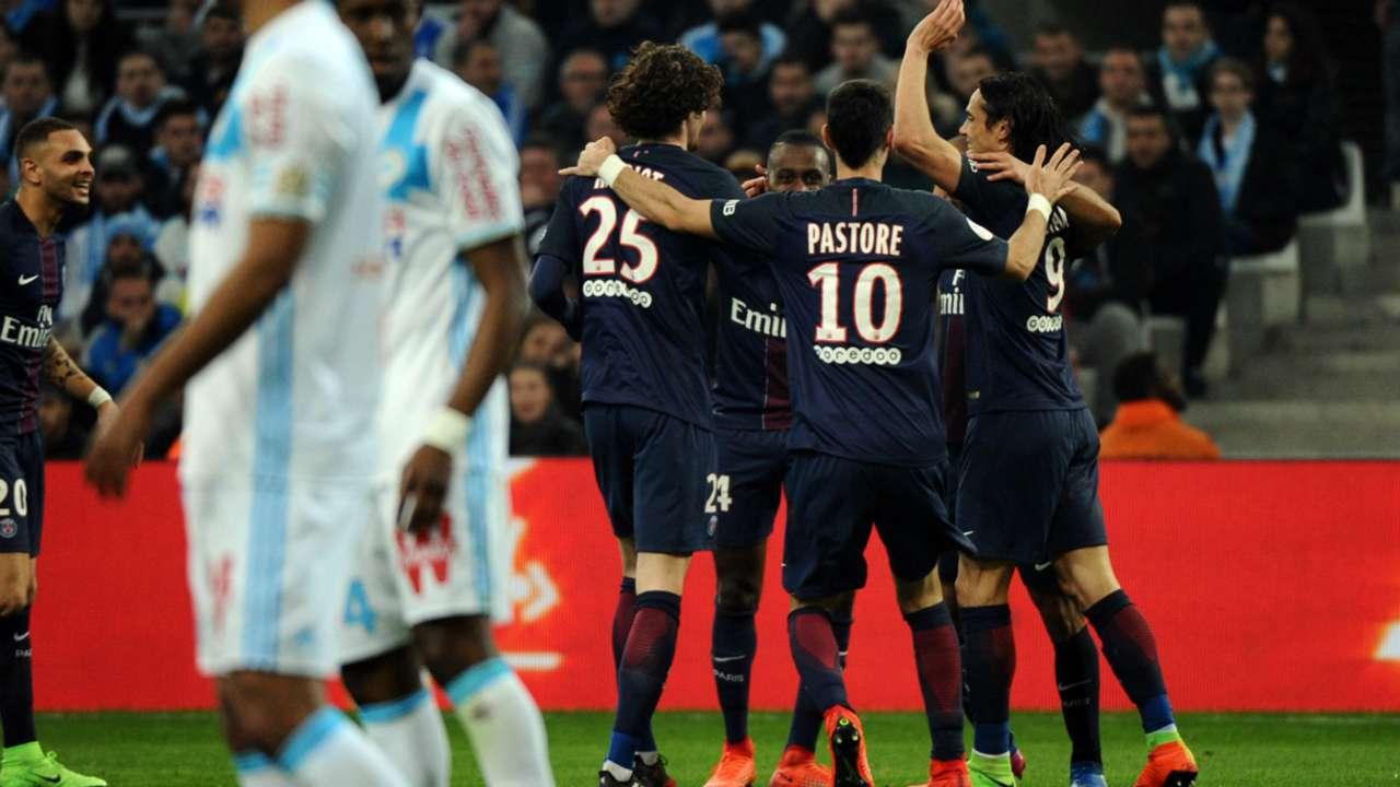 Marseille PSG Ligue 1 26022017