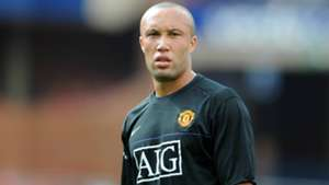 Mikael Silvestre Manchester United