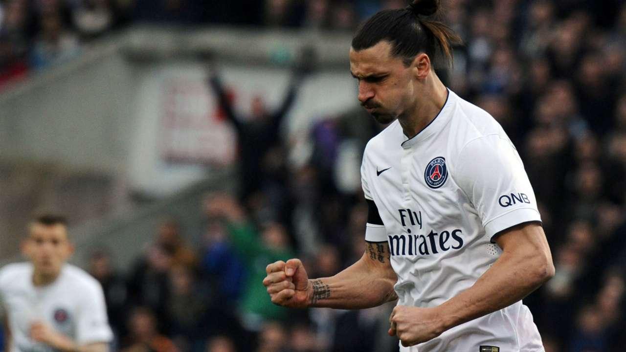 Zlatan Ibrahimovic Bordeaux Paris SG Ligue 1 15032015