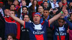 PSG Fans Supporters