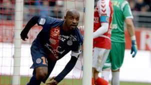 Soumeymane Camara Reims Montpellier Ligue 1 30042016