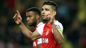 Radamel Falcao Monaco Caen Ligue 1 21122016