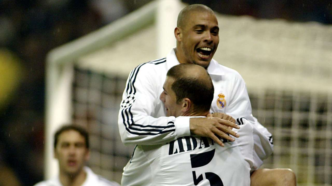 Zidane Ronaldo