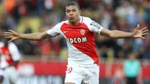 Kylian Mbappe Monaco Bordeaux Ligue 1 11032017