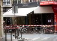 Des quartiers de Paris sont bouclés par la police