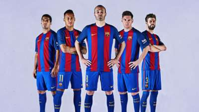 FC Barcelona new shirt