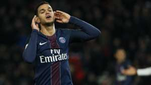 Hatem Ben Arfa Paris SG Lille Ligue 1 07022017