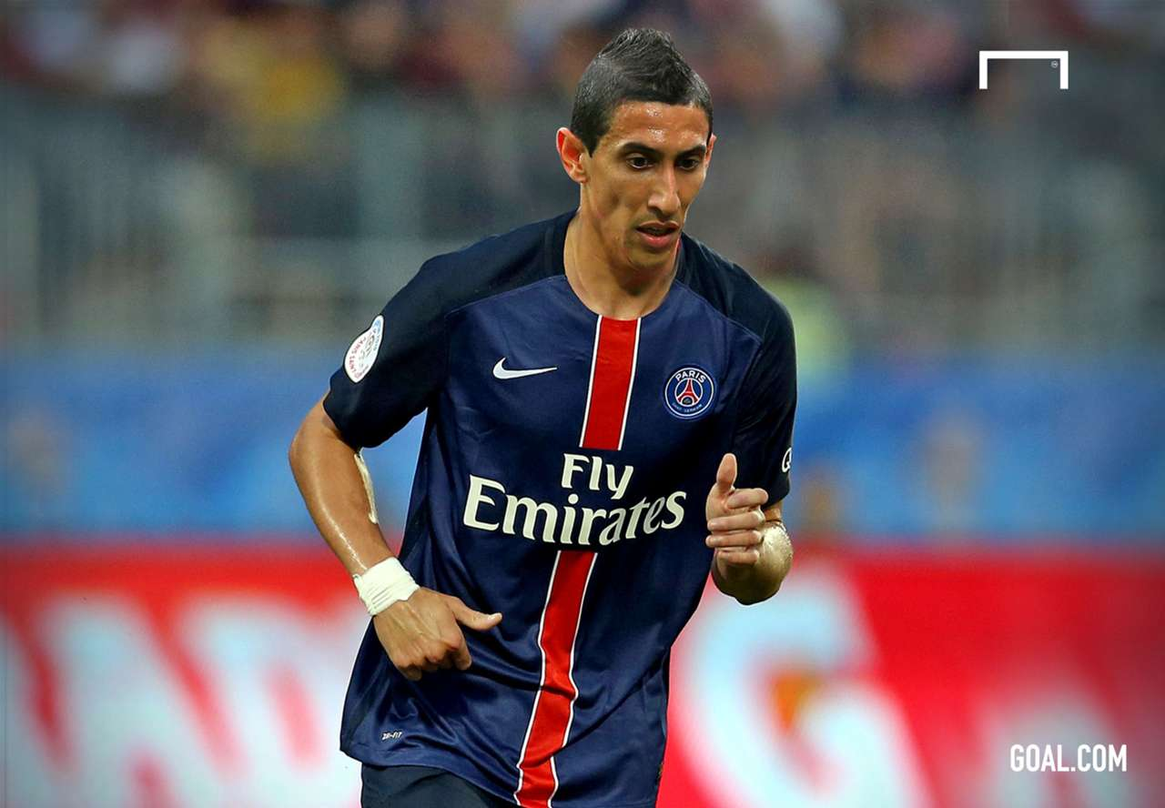 Angel Di Maria PSG