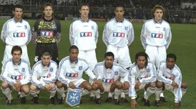 Auxerre 1996