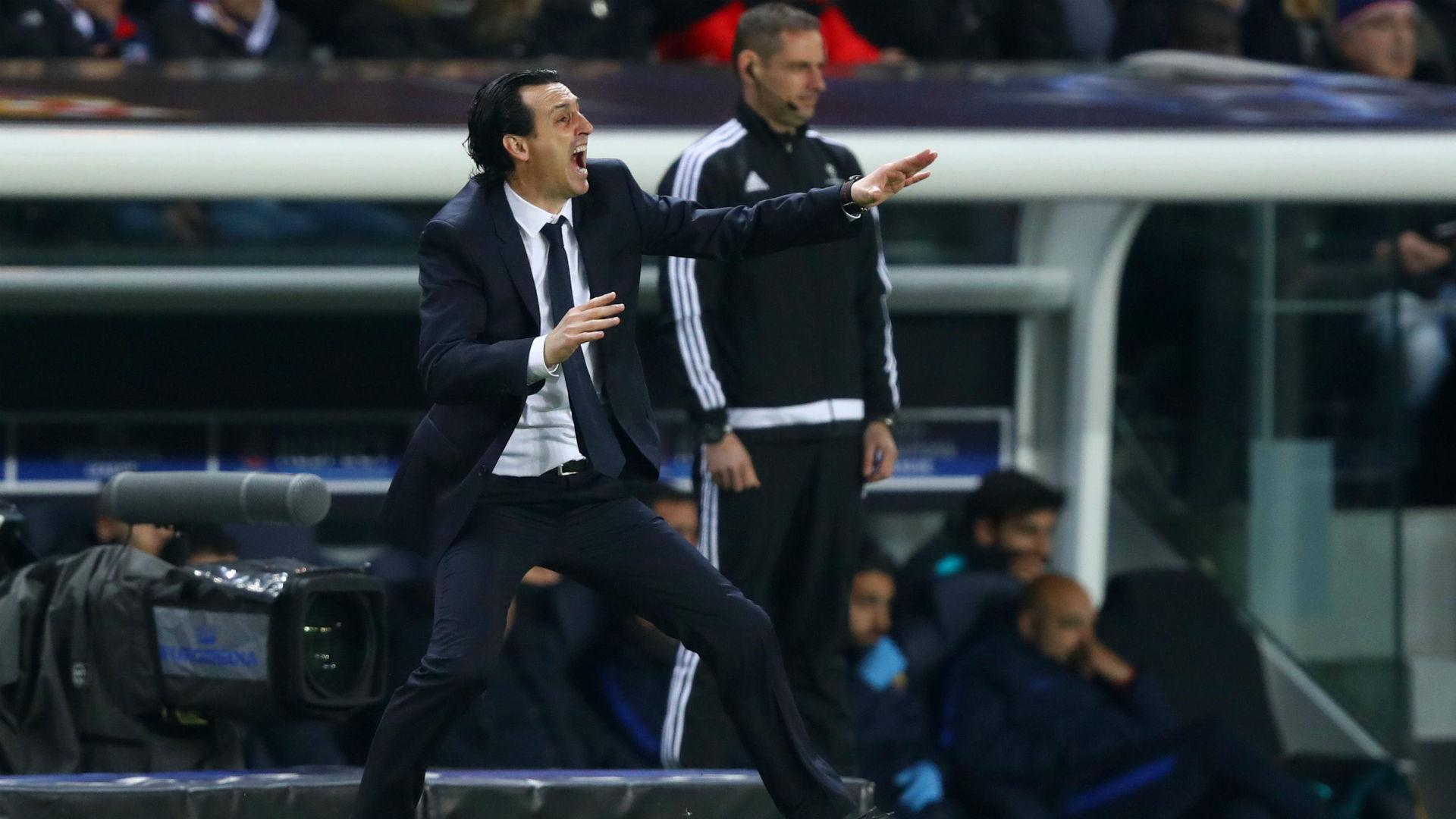 Psg V Barcelona Match Report 14 02 2017 Uefa Champions League Goal Com