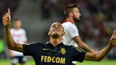 Fabinho Lille Monaco Ligue 1 10092016