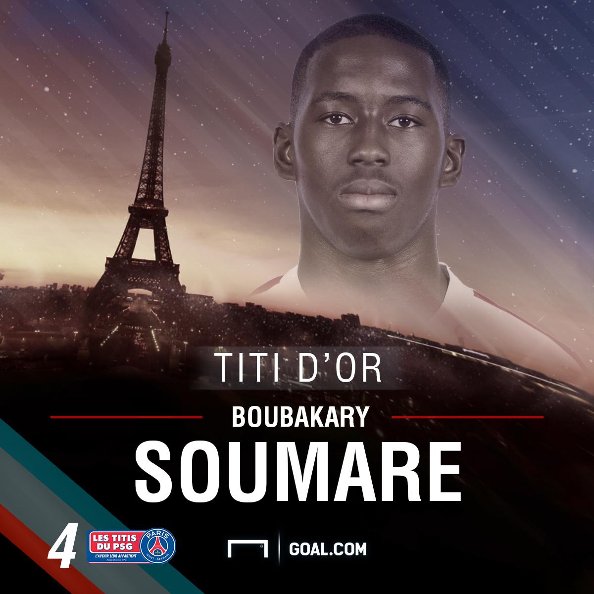 Boubakary Soumare - PSG