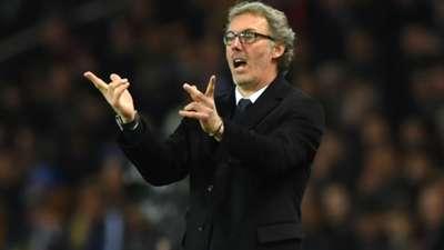 Laurent Blanc Paris SG Manchester City UEFA Champions League 06042016