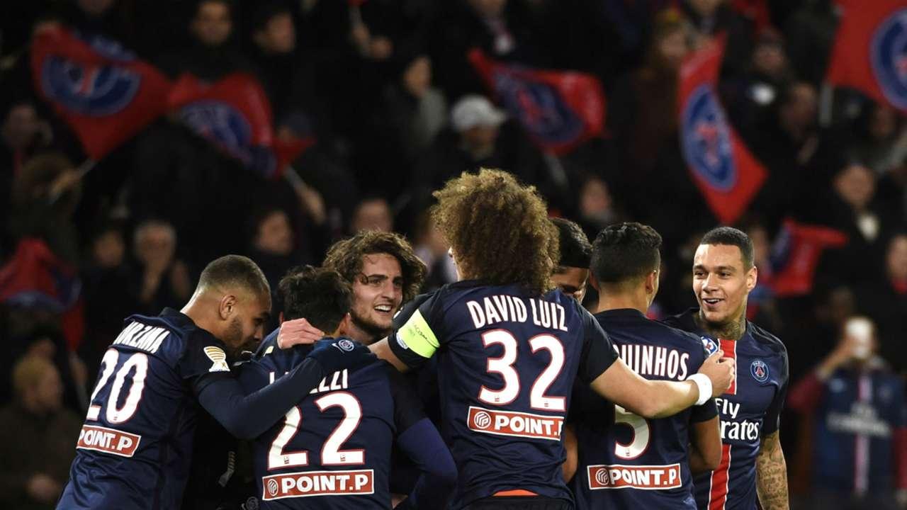 Adrien Rabiot PSG Lyon Coupe de la Ligue 13012016