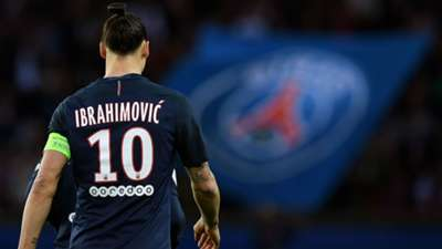 Zlatan Ibrahimovic Paris SG Nantes Ligue 1 14052016