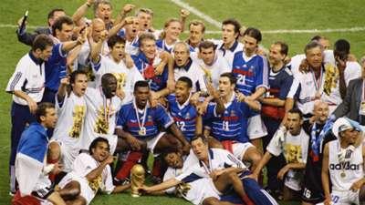 France Brazil World Cup 1998
