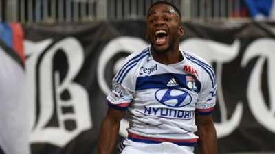Aldo Kalulu Lyon Bastia Ligue 1 23092015