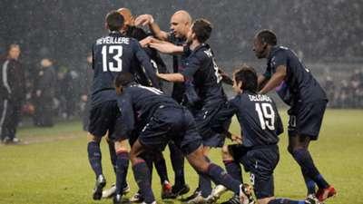 Lyon Real Madrid 2010