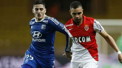Yassine Benzia Layvin Kurzawa Monaco Lyon Ligue 1 01022015